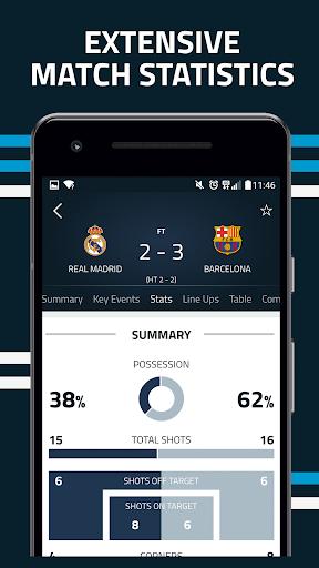 Goal.com screenshot 6