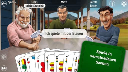 Schafkopf 4 تصوير الشاشة