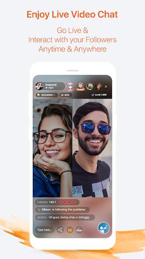 ringID- Live Stream, Live TV  and  Online Shopping screenshot 2