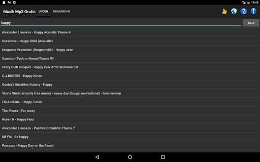 Musik Mp3 Gratis screenshot 10