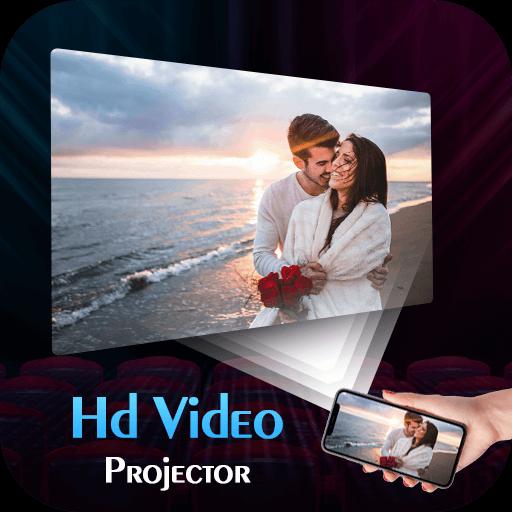 HD Video Projector Simulator icon