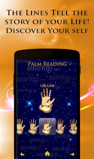 Palm Reading 22 تصوير الشاشة