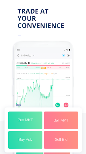 Webull: Investing & Trading. All Commission Free screenshot 5