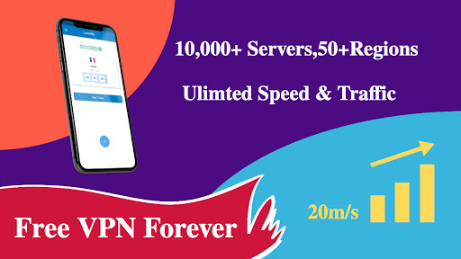 LomVPN   100% free VPN, security VPN screenshot 3