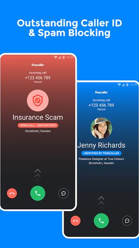 Truecaller: Phone Caller ID, Spam Blocking & Chat screenshot 1