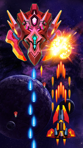 Galaxy Invaders: Alien Shooter -Free Shooting Game 3 تصوير الشاشة