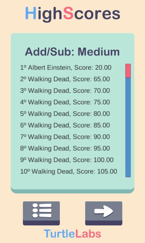 Math Challenge FREE screenshot 7