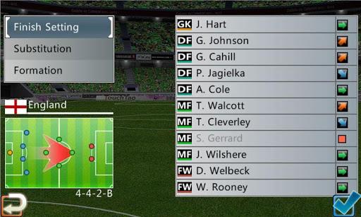Winner Soccer Evolution 5 تصوير الشاشة