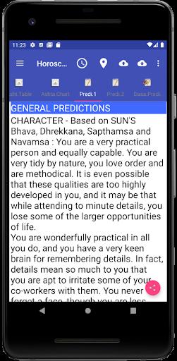 Astrology English (Supersoft Prophet) screenshot 4