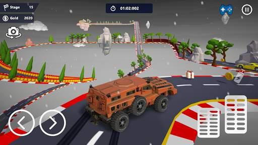 Car Stunts 3D Free - Extreme City GT Racing screenshot 5
