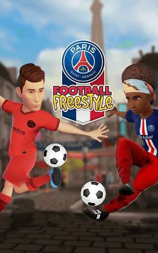 PSG Soccer Freestyle screenshot 3