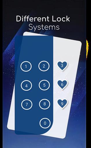 Screen Lock - Time Password screenshot 1