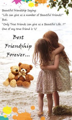 Friendship Picture Quotes 8 تصوير الشاشة