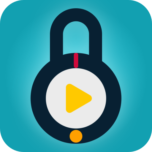 Lock'n Spin - Unlock the padlock icon