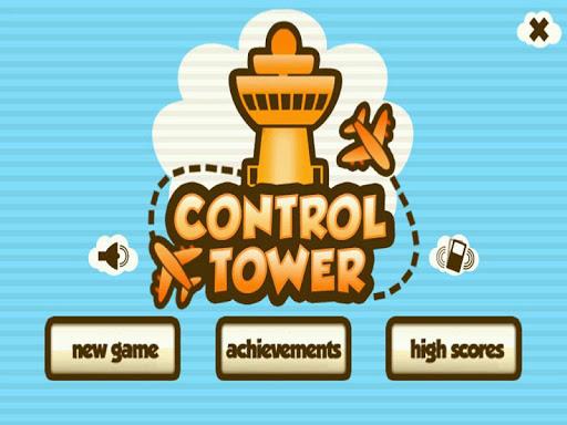 Control Tower - Airplane game screenshot 9