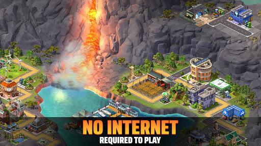 City Island 5 - Tycoon Building Simulation Offline 2 تصوير الشاشة