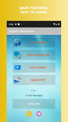 English Conversation 2 تصوير الشاشة