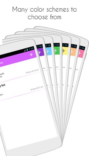 Keep My Notes - Notepad, Memo and Checklist screenshot 3