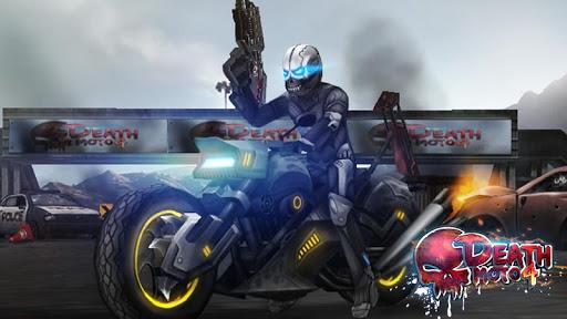Death Moto 4 screenshot 1