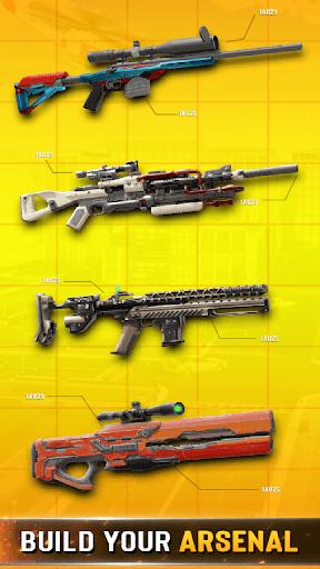 नया निशानची बंदूक खेल 2020 - शूटिंग खेल स्क्रीनशॉट 4