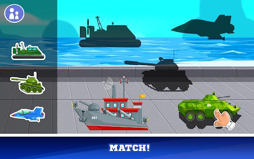 Kids Cars Games! Build a car and truck wash! screenshot 6