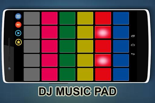 DJ Music Pad 3 تصوير الشاشة