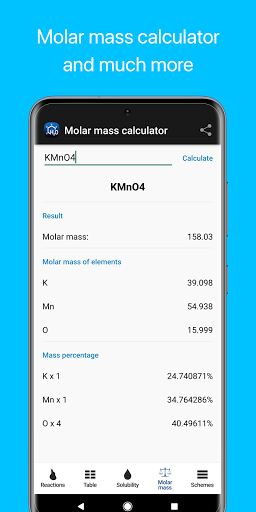 Chemistry screenshot 6