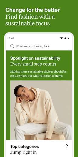 Zalando – fashion, inspiration & online shopping screenshot 4