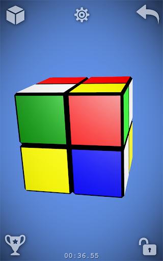 Magic Cube Puzzle 3D 12 تصوير الشاشة
