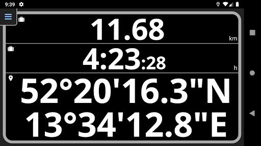 Speedometer analog, digital with odometer and HUD screenshot 5