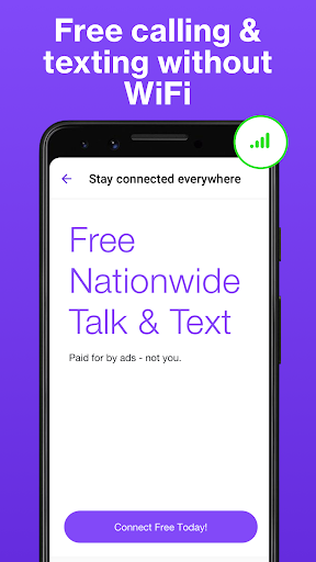 TextNow - Free Text, Voice and Video Calling App screenshot 8
