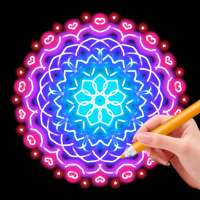 Doodle Master - Glow Art on 9Apps