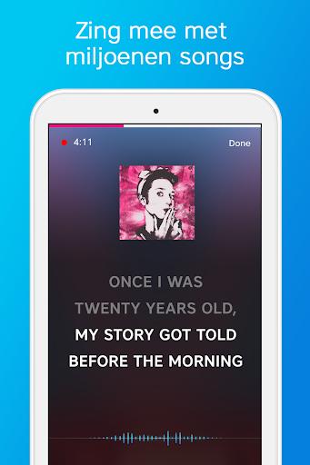 Karaoke - Zing onbeperkt karaoke - liedjes screenshot 8