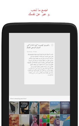 Flipboard 19 تصوير الشاشة