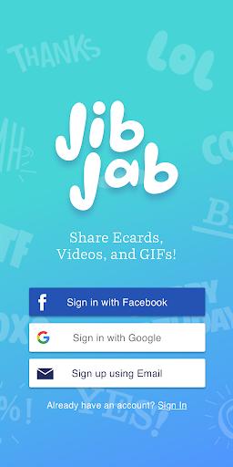 JibJab 1 تصوير الشاشة