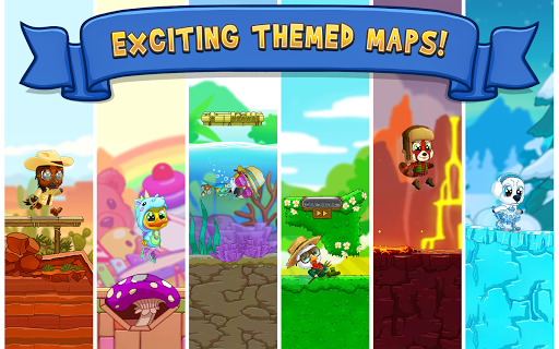Fun Run 3 - Multiplayer Games screenshot 9