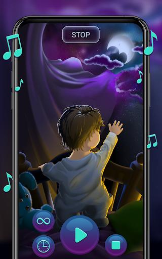 الأطفال أغاني النوم 7 تصوير الشاشة