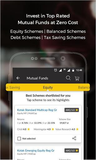 Angel BEE - Mutual Funds, SIP, Financial Planner 1 تصوير الشاشة