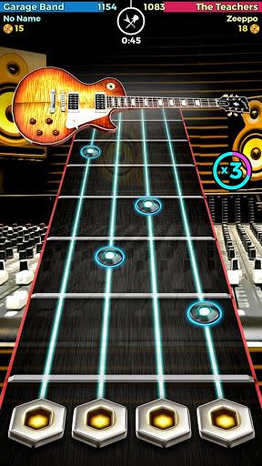 Guitar Band Battle 6 تصوير الشاشة
