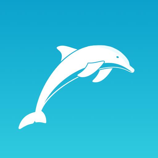 Surf - Free VPN for Tiktok, Cutout & Keyboard icon