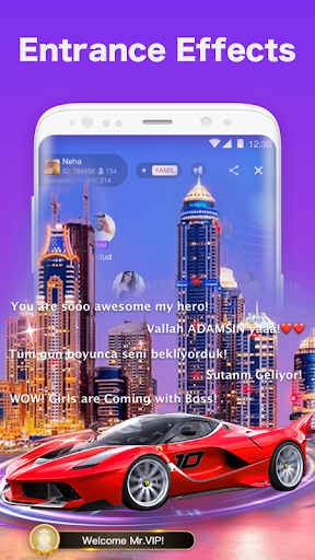 MeetU-Live Video Call, Stranger Chat & Random Chat screenshot 2
