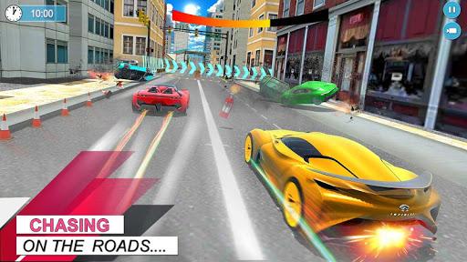 Street Nitro Racer- Extreme Car Drive screenshot 2