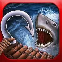 Raft Survival: Ocean Nomad - Simulator on 9Apps
