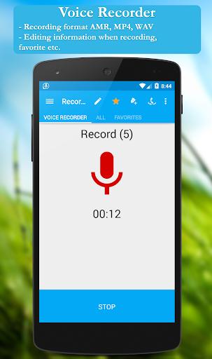 Call recorder: CallRec screenshot 7