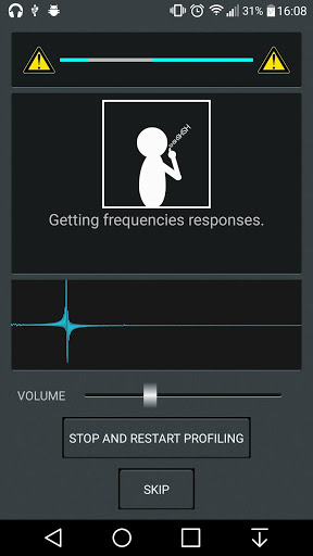 Headphones Equalizer - Music & Bass Enhancer 7 تصوير الشاشة