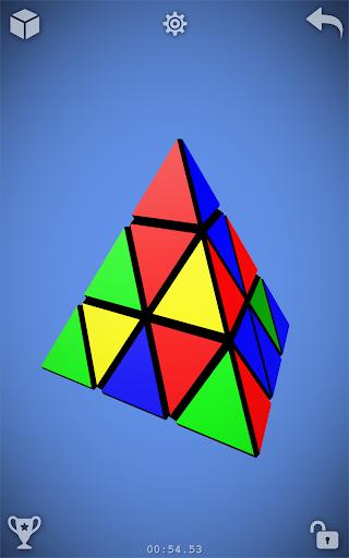 Magic Cube Puzzle 3D 18 تصوير الشاشة