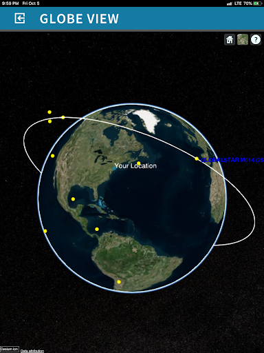 Satellite AR screenshot 9