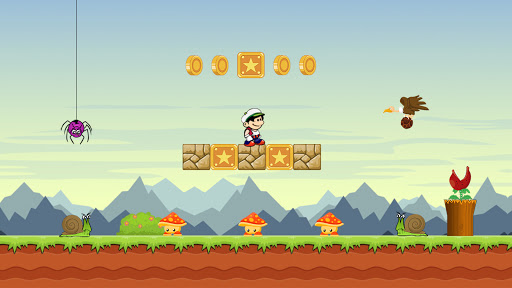 Nob's World : Super Adventure screenshot 1