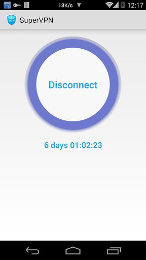 SuperVPN Free VPN Client 3 تصوير الشاشة