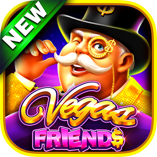 Vegas Friends - Casino Slots for Free أيقونة